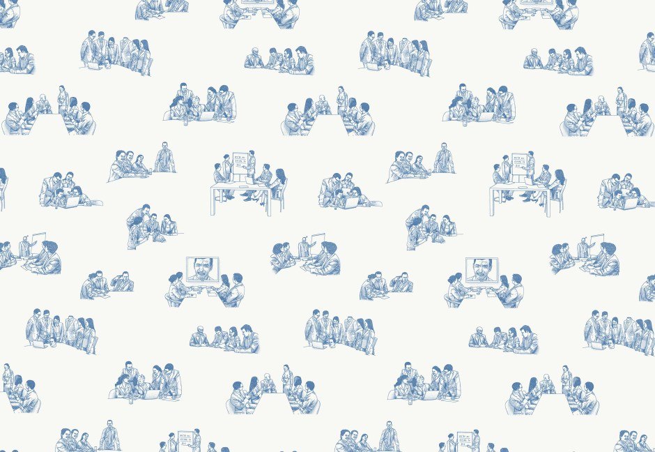 Mr Bingo - Meeting room wallpaper 1