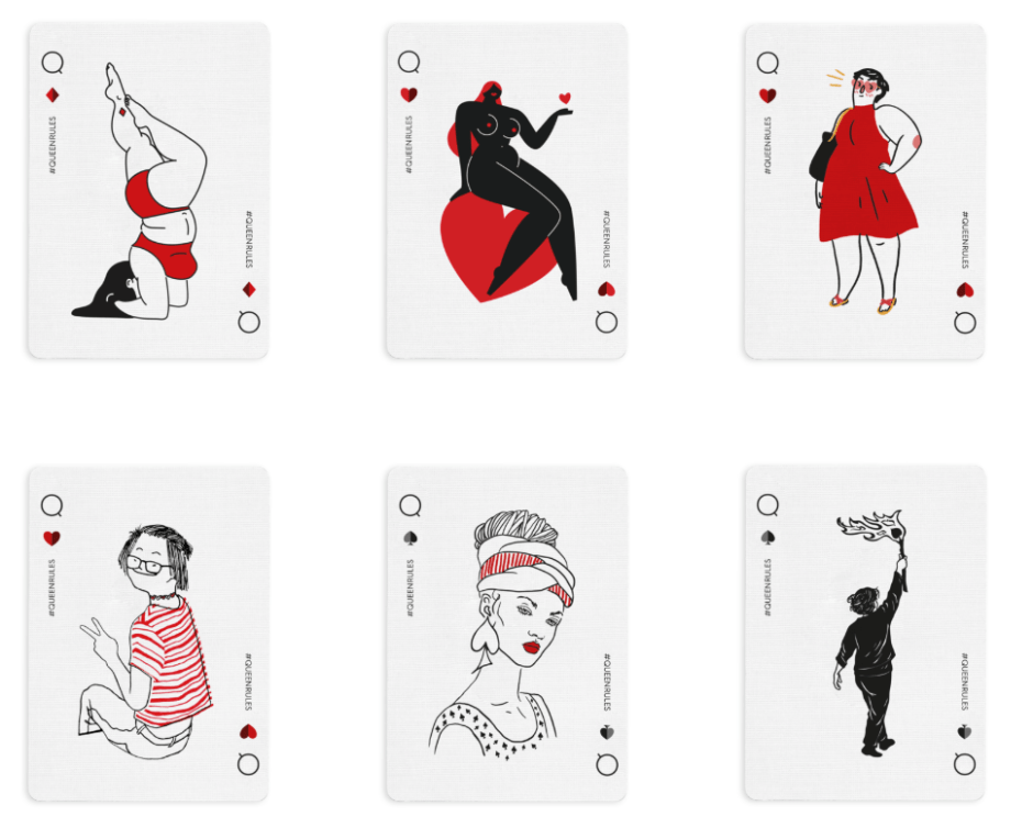 QueenRules - cartas 2