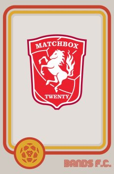 Bands FC - Matchbox twenty