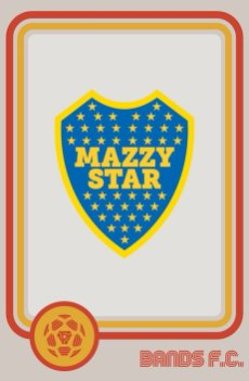 Bands FC - Mazzy Star