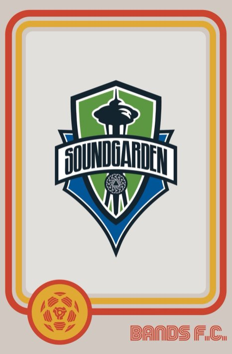 Bands FC - Soundgarden