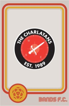 Bands FC - The Charlatans