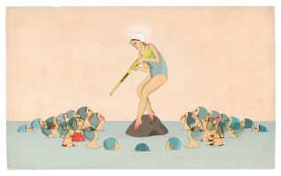 Delphine Lebourgeois - The girl has a gun 3