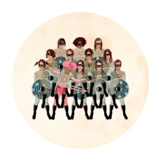 Delphine Lebourgeois - heroes and villains 2