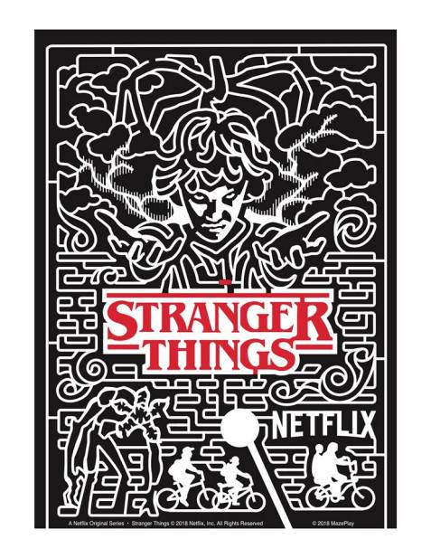 Stranger things -laberinto