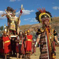 Civilizatii antice. Inca (Incasii)