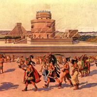 Civilizatii antice. Maya