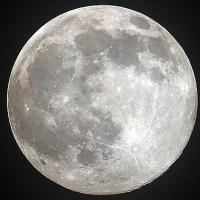 Sistemul Solar. Luna, satelitul natural al Pamantului