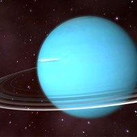 Sistemul Solar. Uranus