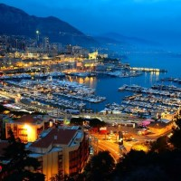 Monaco - O tara cat un oras