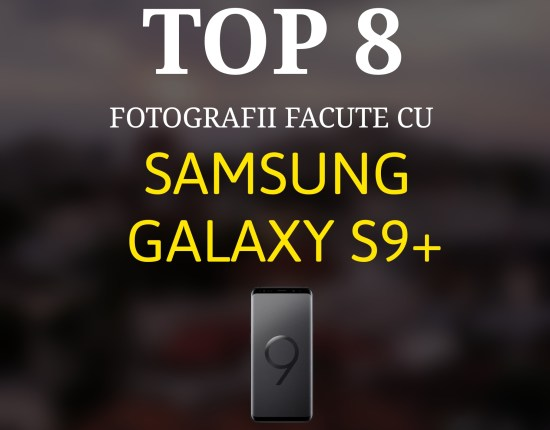 TOP 8 Samsung Galaxy S9+