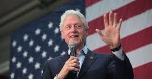 Bill Clinton - Cetatea de Onoare Bucuresti