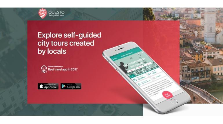Questo aplicatia de explorat orasul