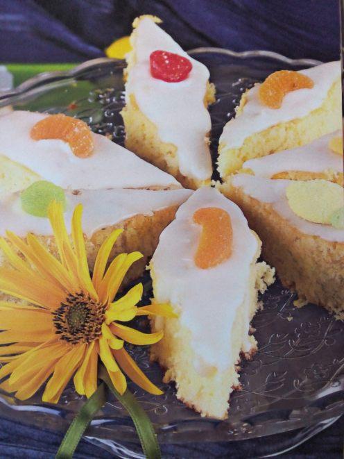 Așa arată prăjitura în carte