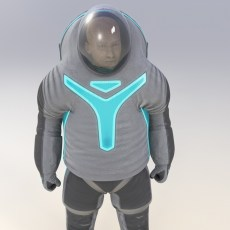 Nasa's Technology spacesuit design