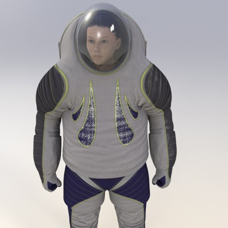 Nasa's Trends in Society spacesuit design