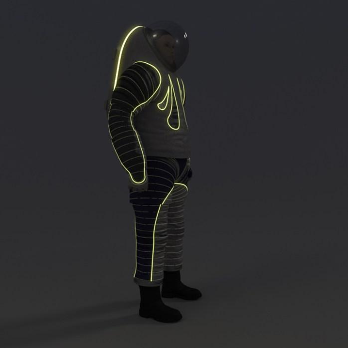 Nasa's Trends in Society spacesuit design
