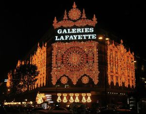 Galerie Lafayette de Paris