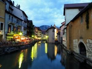 Canal de Annecy - Canal de Annecy