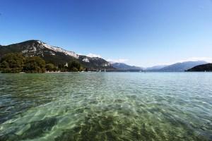 lago de annecy - lago de annecy