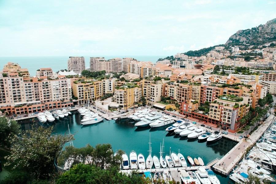 Os melhores destinos turísticos da França para 2019, Mônaco