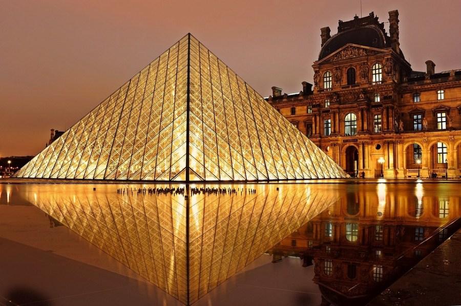 Os melhores destinos turísticos da França para 2019, Museu do Louvre