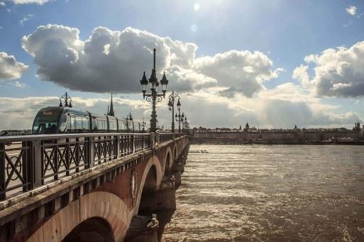 Bordeaux, Fran