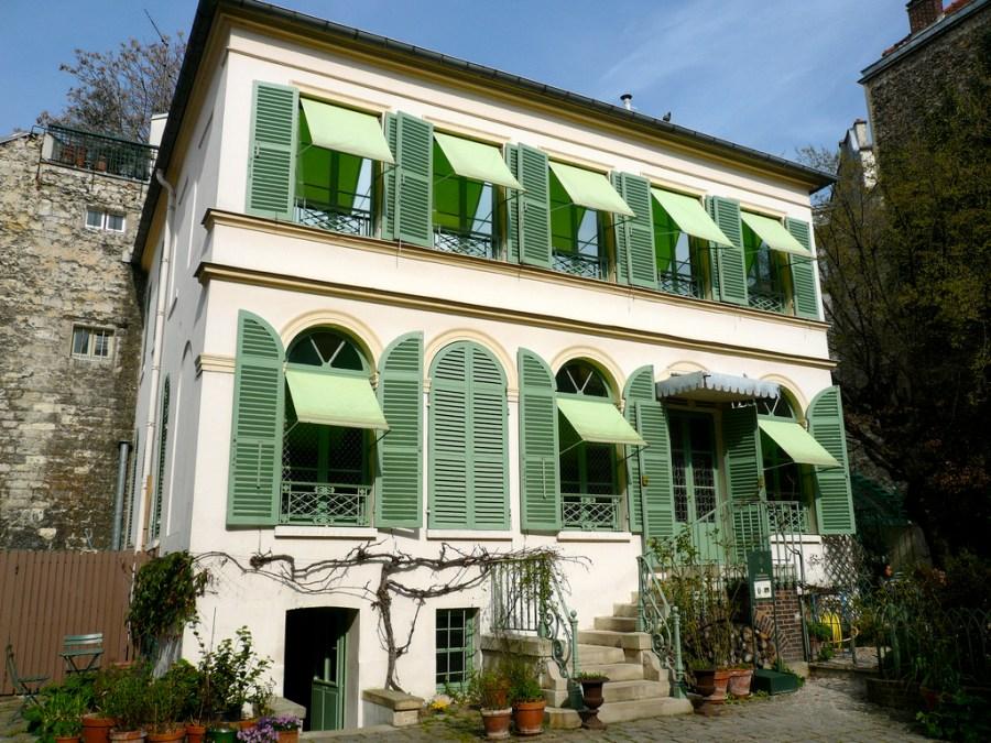 museus com entrada gratuita na França, musée de la vie romantique