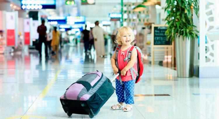 8 dicas essenciais para fazer uma viagem internacional com crianças bem sucedida