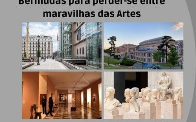 Os museus mais visitados de Madri estão entre os melhores do mundo