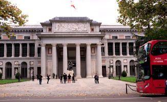 Museu do Prado porta de Velazquez