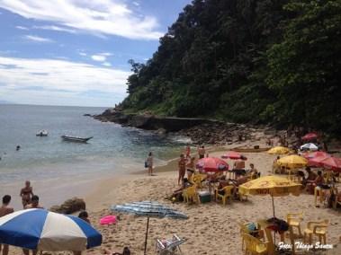 Praia do Eden Sorocotuba - Praias do Guaruja