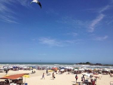 Praias do Guaruja Praia de Pitangueiras Centro