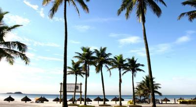Hotel Delphin Guaruja Frente ao Mar da Praia da Enseada Guaruja SP