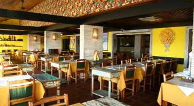 Restaurante Dona Eva Hotel Delphin Guaruja