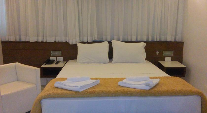 Suite Deluxe Delphin Hotel Guaruja