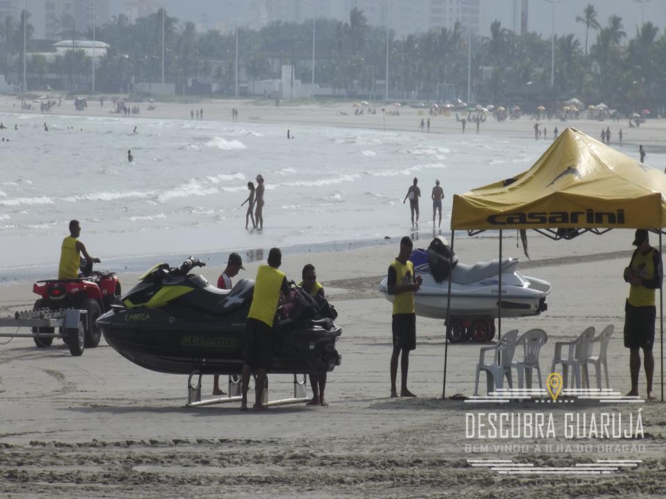 Aluguel de Jetsky na Praia da Enseada em Guaruja
