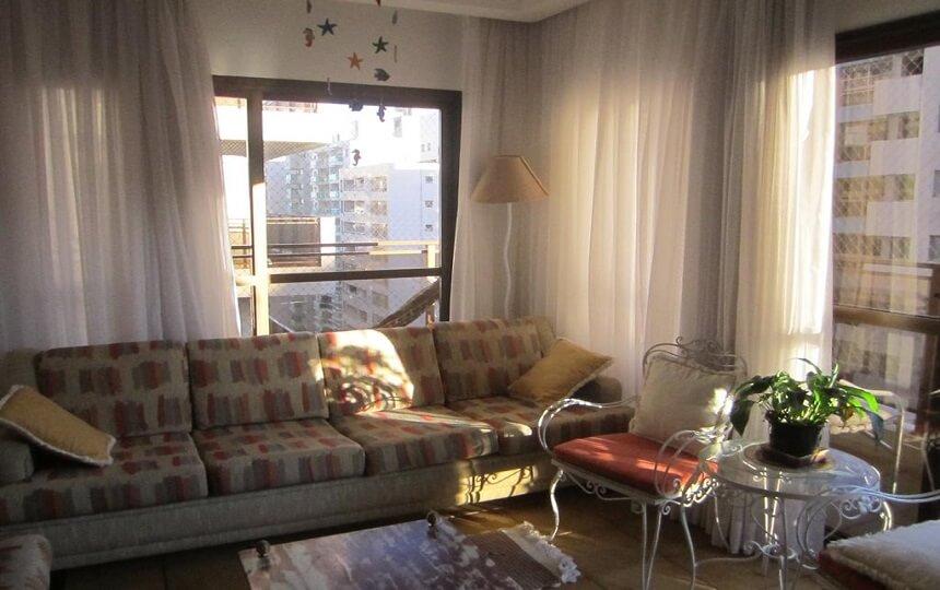 Apartamento Vista para o Mar - Pitangueiras Guarujá