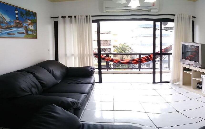 Apartamento na Astúrias em Guarujá