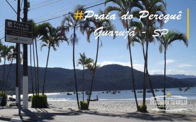 Praia do Perequê Guarujá