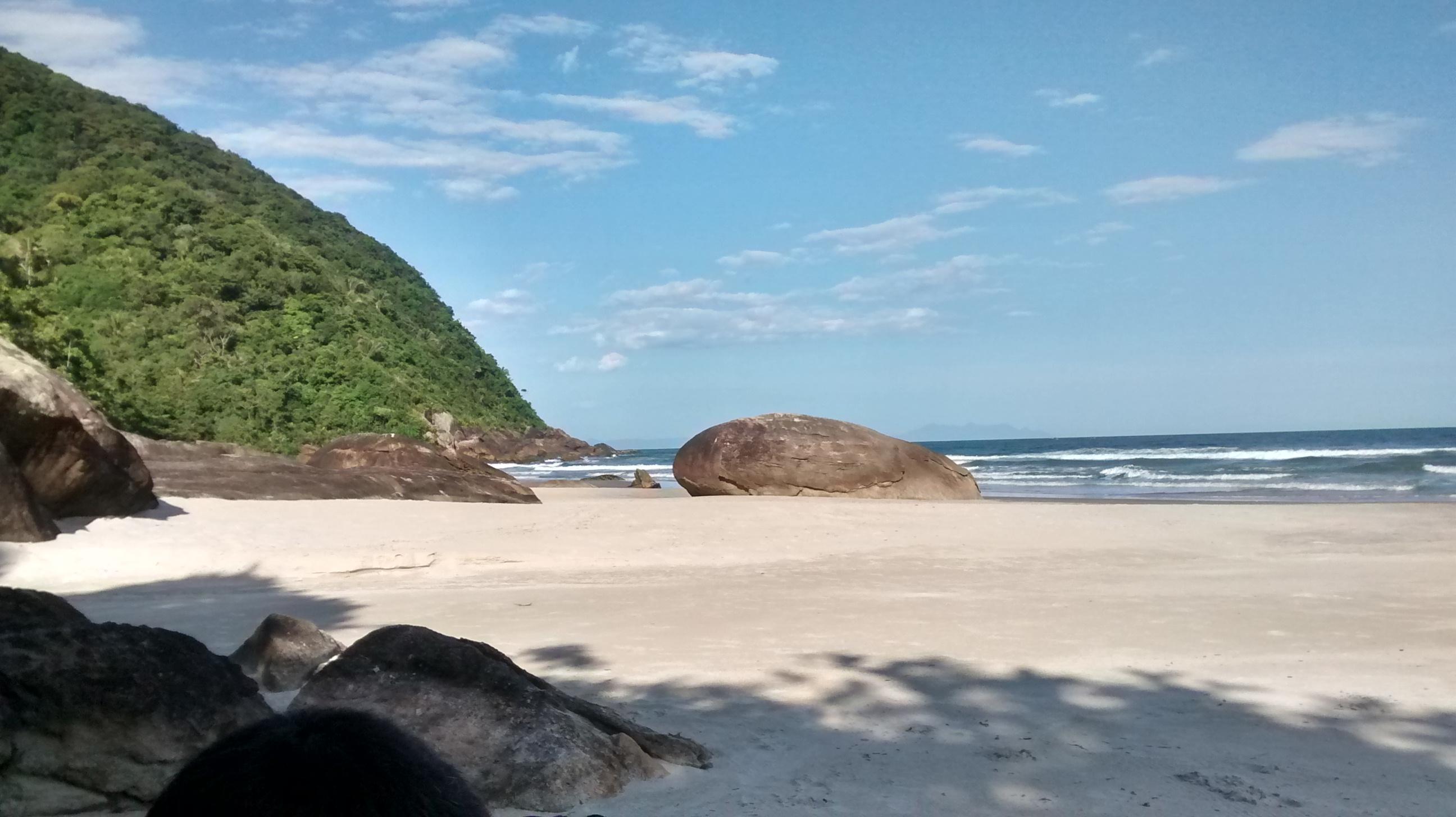 Resultado de imagem para praia pinheiroguaruja