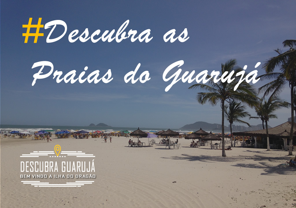 As Praias do Guarujá