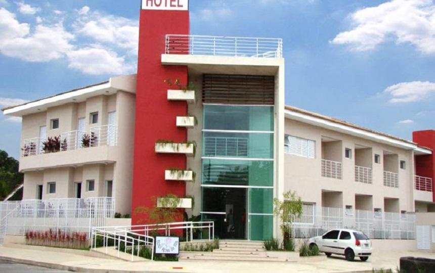 Hotel Rosa Ilha Guarujá - Praia da Enseada