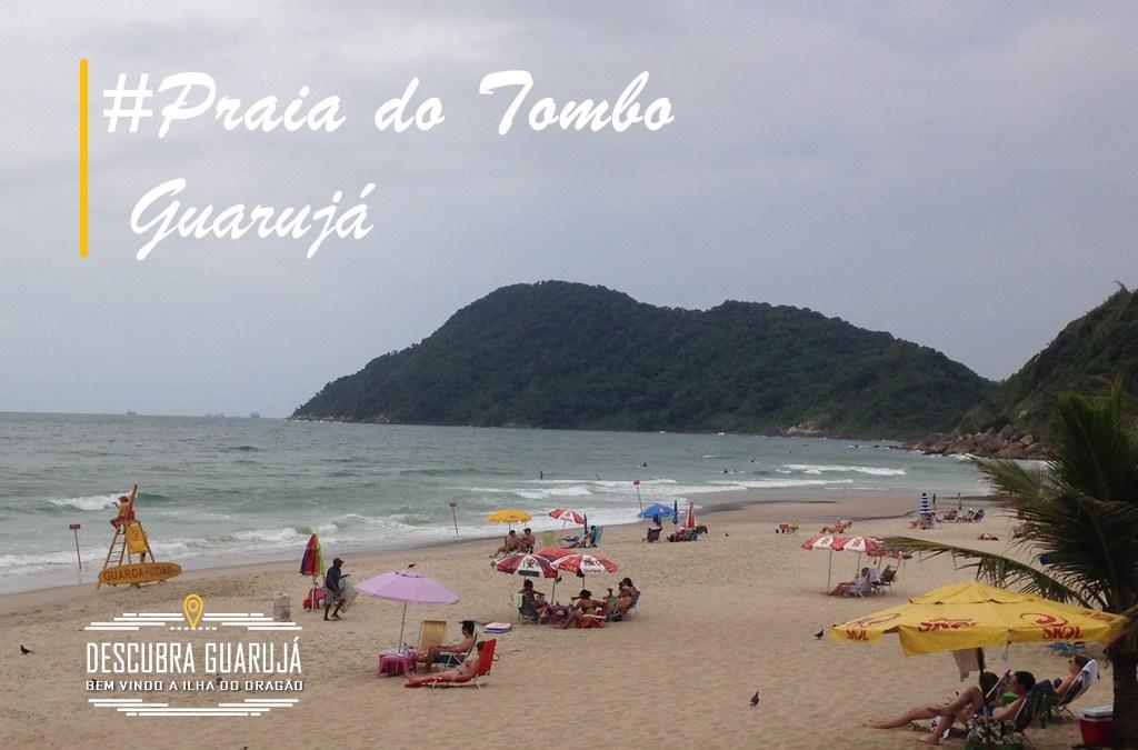 Praia do Tombo Guarujá