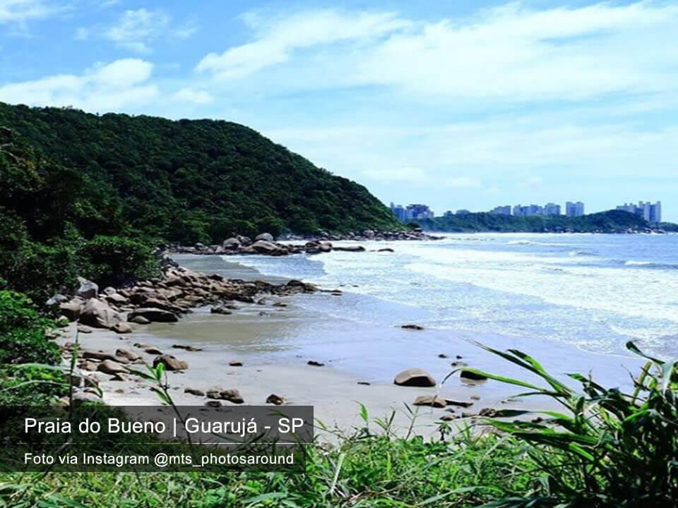 Praia do Bueno Guarujá