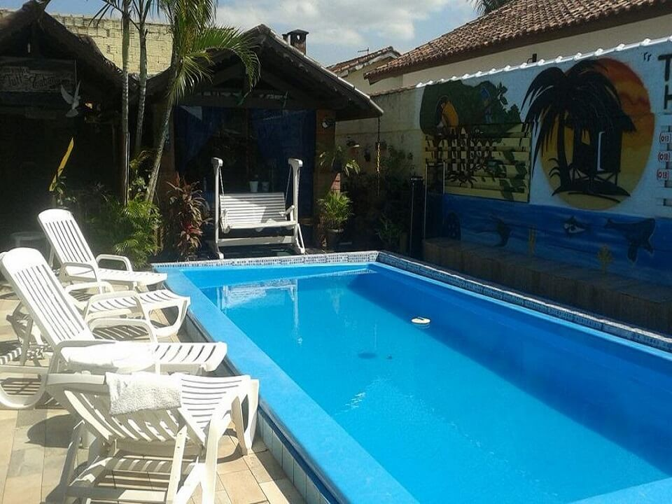 Tutts Cabana Hostel - Enseada Guarujá