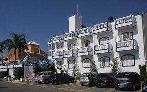 Hotel Casa Branca - Enseada Guarujá