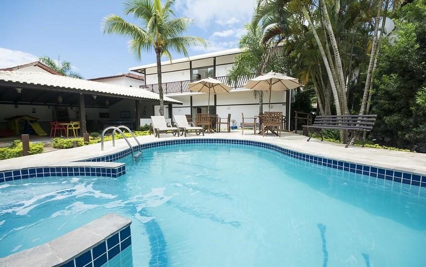 Hotel Ilhas da Grécia - Enseada - Guarujá