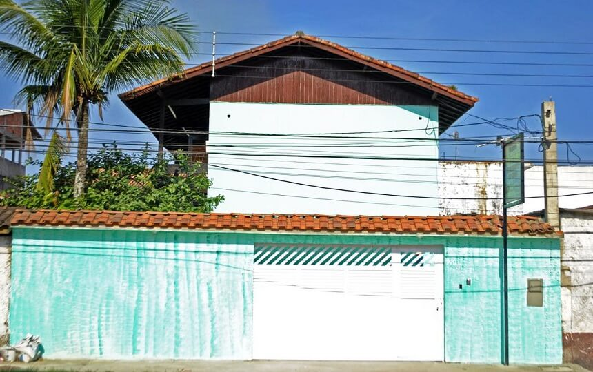 Pousada John John Praia da Enseada Guarujá