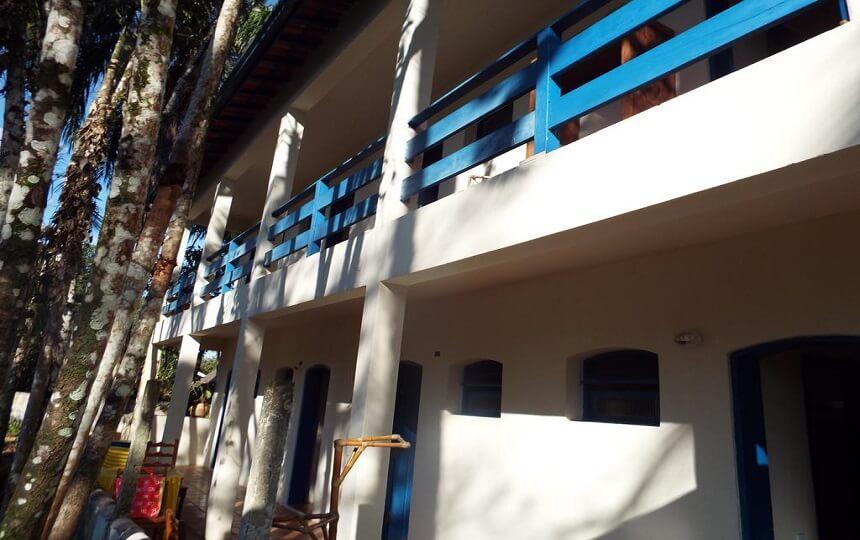 Hotel Canoeiro Lazaro Ubatuba
